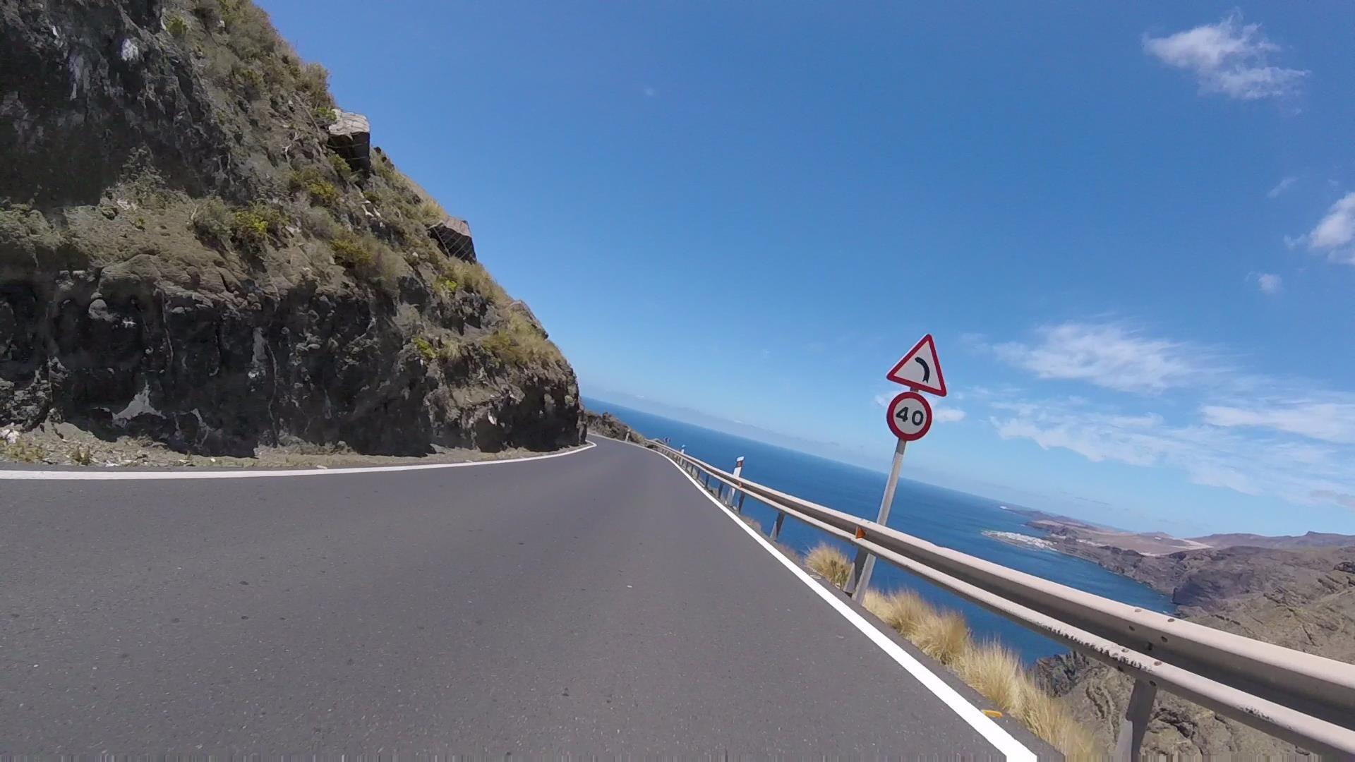 Coastal roads with unforgettable views