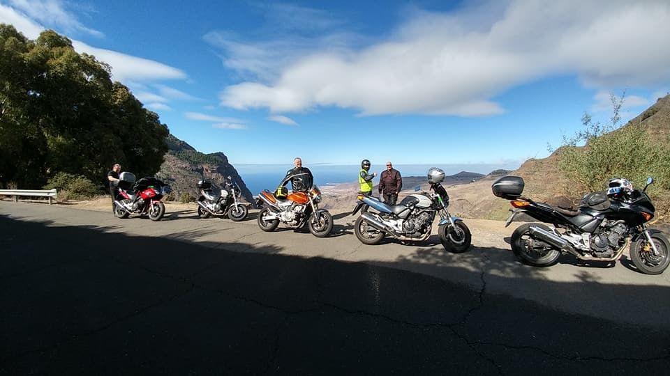 1 Week Motorcycle Tour Gran Canaria