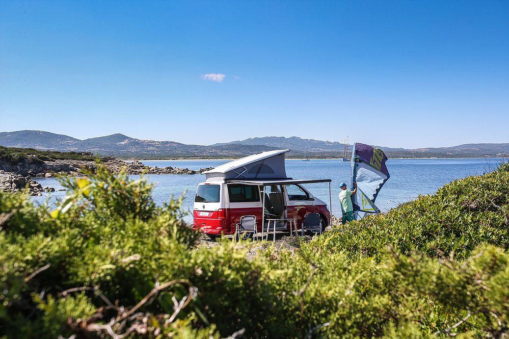 8 Days kitesurf in Sardinia